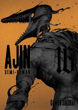 Ajin, Volume 16 by Gamon Sakurai
