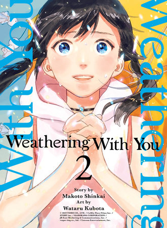 Weathering With You, volume 2 by Makoto Shinkai