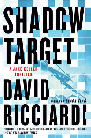 Shadow Target by David Ricciardi