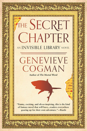 The Secret Chapter by Genevieve Cogman