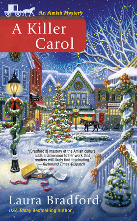 A Killer Carol by Laura Bradford