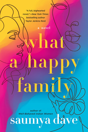 What a Happy Family by Saumya Dave