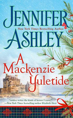 A Mackenzie Yuletide by Jennifer Ashley