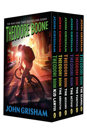 Theodore Boone 6-Book Box Set by John Grisham