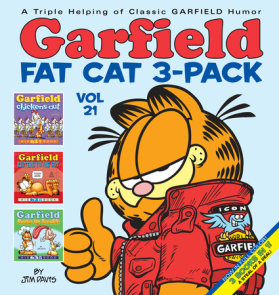 Garfield Fat Cat 3-Pack #21