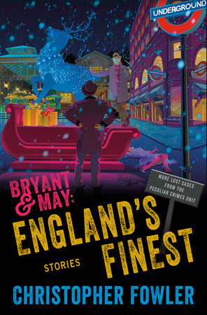 England's Finest by Christopher Fowler