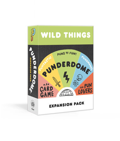 Punderdome Wild Things Expansion Pack by Jo Firestone and Fred Firestone