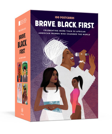 Brave. Black. First. by Cheryl Hudson