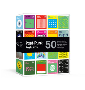 Post-Punk Postcards