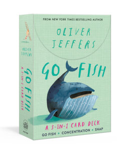 Go Fish: A 3-in-1 Card Deck
