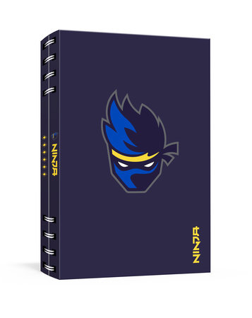"Ninja Notebook by Tyler ""Ninja"" Blevins"