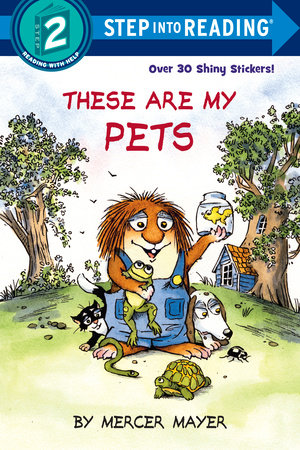 These Are My Pets by Mercer Mayer