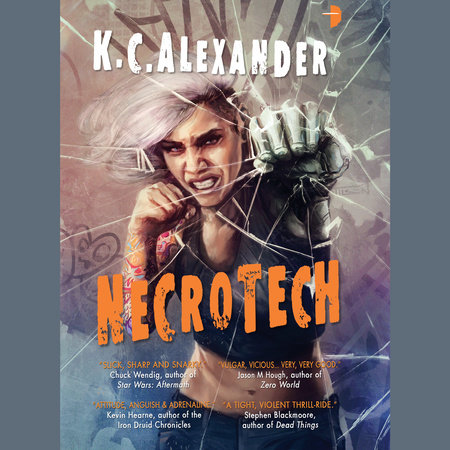 Necrotech by K C Alexander