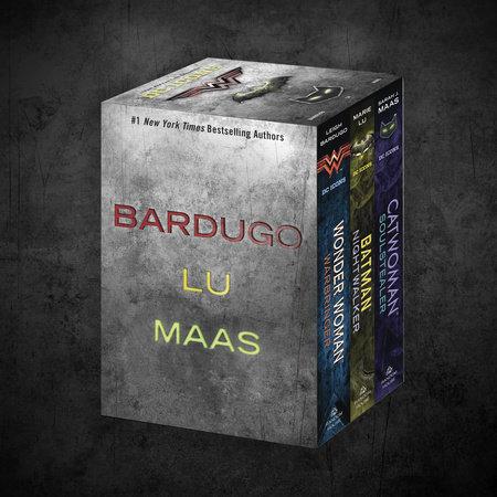 The DC Icons Series Boxed Set by Leigh Bardugo, Marie Lu, Sarah J  Maas |  PenguinRandomHouse com: Books