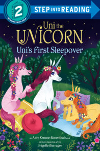 Uni the Unicorn Uni's First Sleepover
