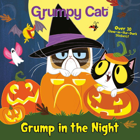 Grump in the Night (Grumpy Cat) by Celeste Sisler; illustrated by Steph Laberis