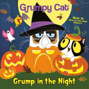 Grump in the Night (Grumpy Cat)