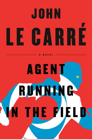 Agent Running in the Field Book Cover Picture