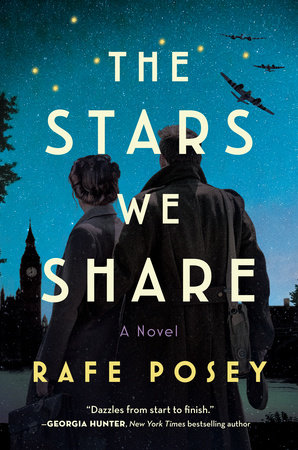 The Stars We Share by Rafe Posey