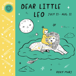 Baby Astrology: Dear Little Leo
