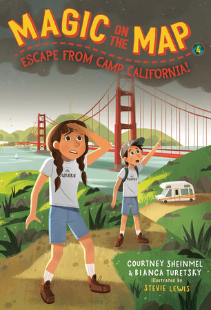 Magic on the Map #4: Escape From Camp California