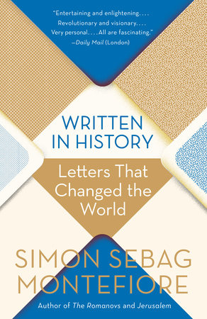 Written in History by Simon Sebag Montefiore