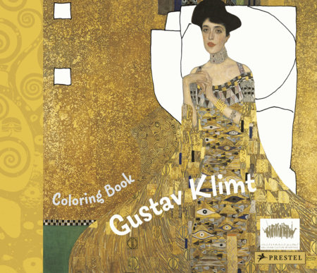 Coloring Book Klimt by