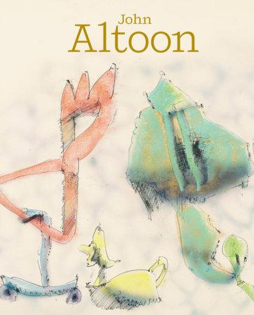 John Altoon by Carol S. Eliel