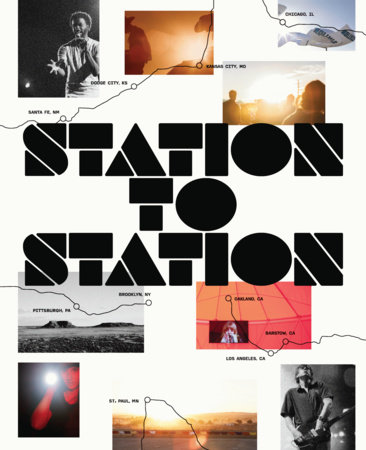 Station to Station by Doug Aitken