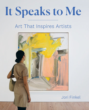 It Speaks to Me by Jori Finkel