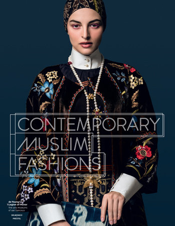 Contemporary Muslim Fashions by Jill d'Allesandro and Reina Lewis