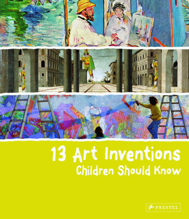 13 Art Inventions Children Should Know by Florian Heine