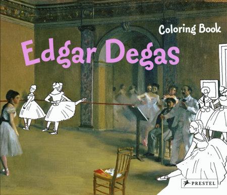 Edgar Degas by Annette Roeder