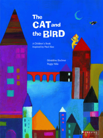 The Cat and the Bird by Geraldine Elschner