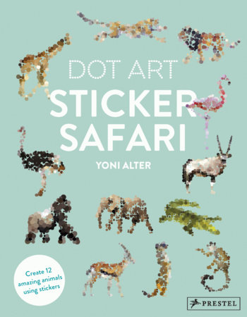 Sticker Safari by Yoni Alter