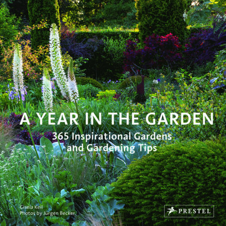 A Year in the Garden by Gisela Keil