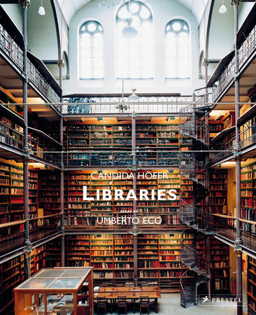 Libraries by Umberto Eco