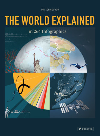 The World Explained in 264 Infographics by Jan Schwochow