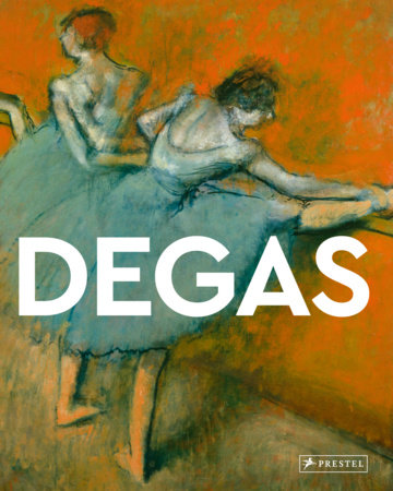 Degas by Alexander Adams