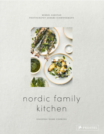 Nordic Family Kitchen by Mikkel Karstad