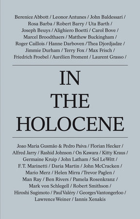 In the Holocene by