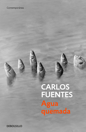 Agua quemada / Burn Water by Carlos Fuentes