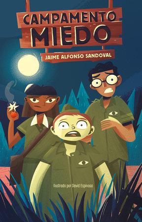 Campamento Miedo / Camp Fear by Jaime Alfonso Sandoval