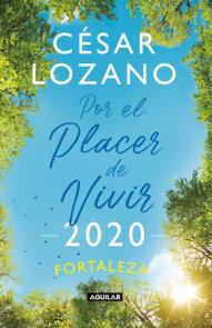 Libro agenda. Por el placer de vivir 2020 / For the Pleasure of Living 2020 Agenda