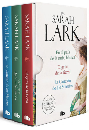Trilogía nube blanca (Estuche) / In the Land of the Long White Cloud BOXED SET by Sarah Lark