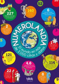Numerolandia: El mundo en más de 2,000 cifras y datos / / Numberland