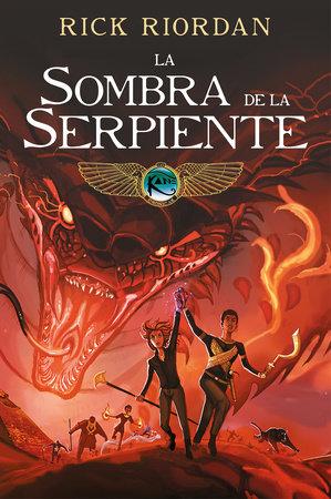 La sombra de la serpiente. Novela gráfica / The Serpent's Shadow by Rick Riordan