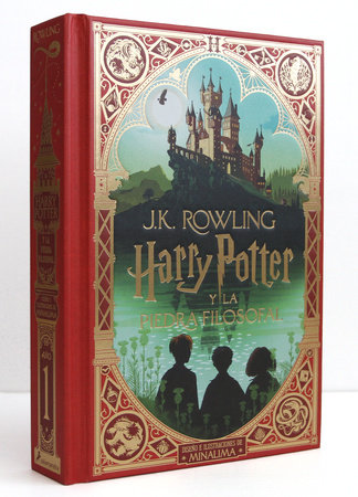 Harry Potter y la piedra filosofal (Ed. Minalima) / Harry Potter and the Sorcerer's Stone: MinaLima Edition by J.K. Rowling