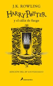 Harry Potter y el cáliz de fuego. Edición Hufflepuff / Harry Potter and the Goblet of Fire. Hufflepuff Edition