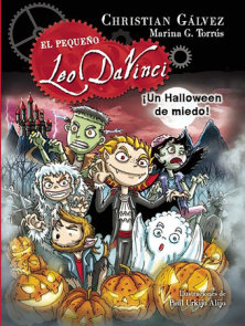 ¡Un Halloween de miedo! / A Scary Halloween!